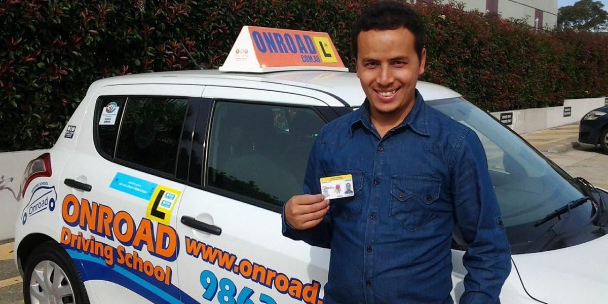 avoir son permis de conduire
